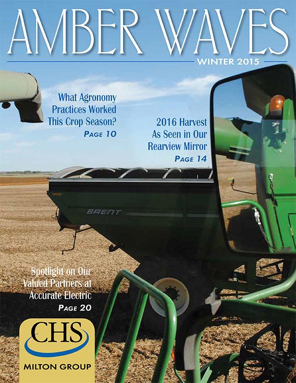 CHS Milton Magazine