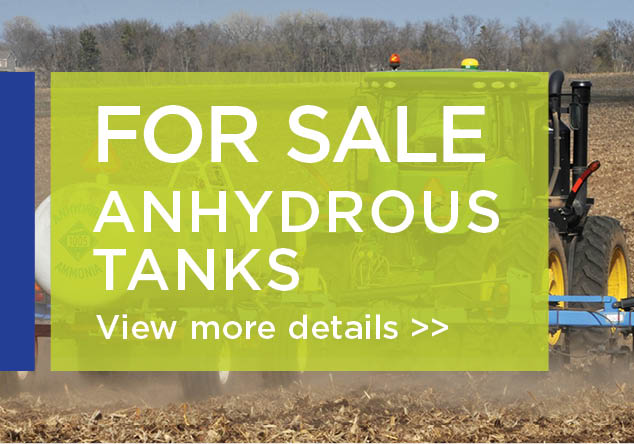 Anhydrous Tanks for Sale