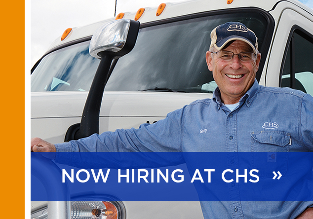 Now Hiring at CHS