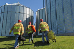 grain bin safety