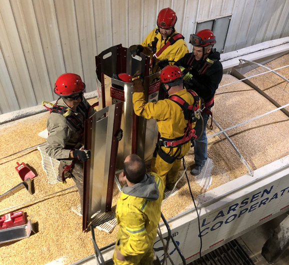 grain bin safety training